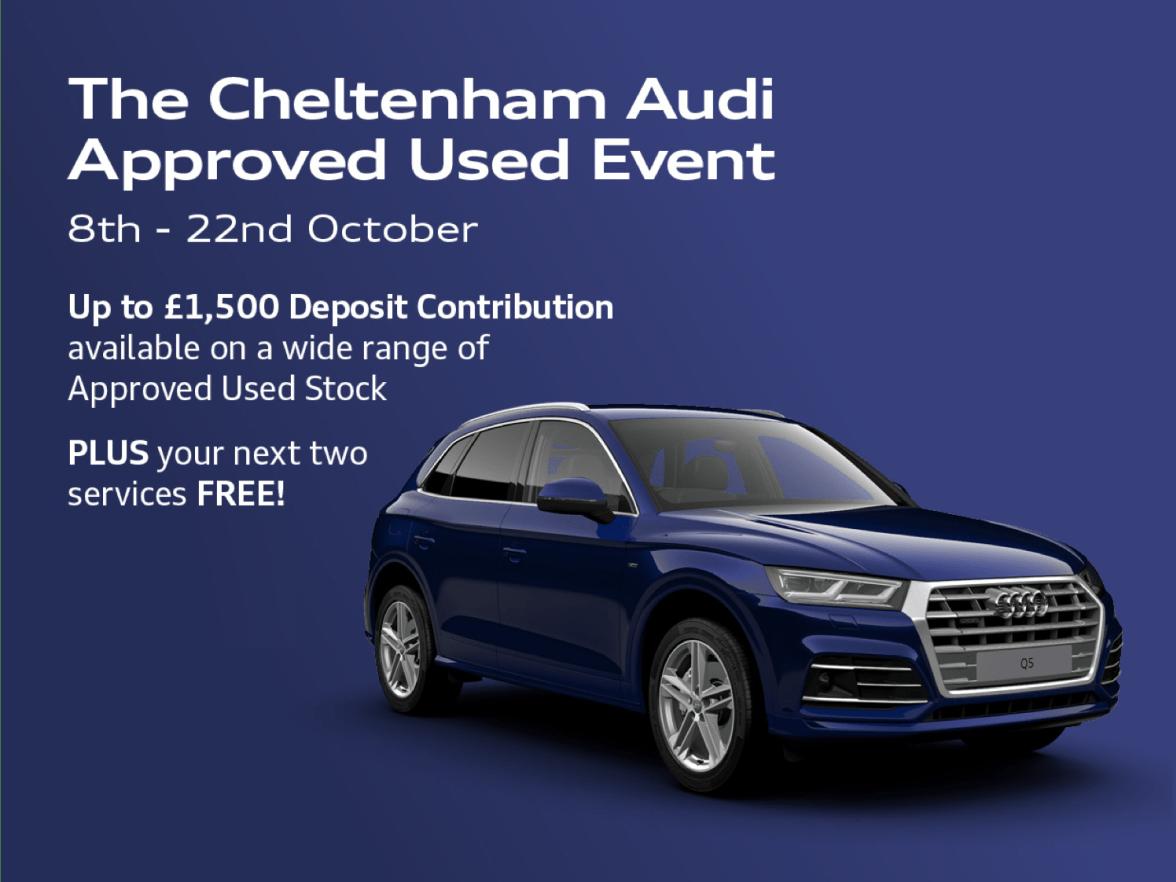 Audi Offers Cheltenham Gloucestershire Blade Audi - Audi offers