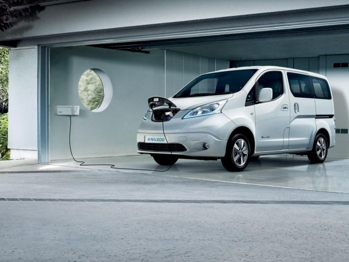 New Nissan E-NV200 Combi | Bury, Lancashire | RRG Group Nissan