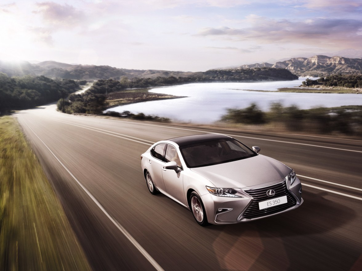 All Lexus models come with a factory warranty of 4 years/100,000 km  (whichever comes first)