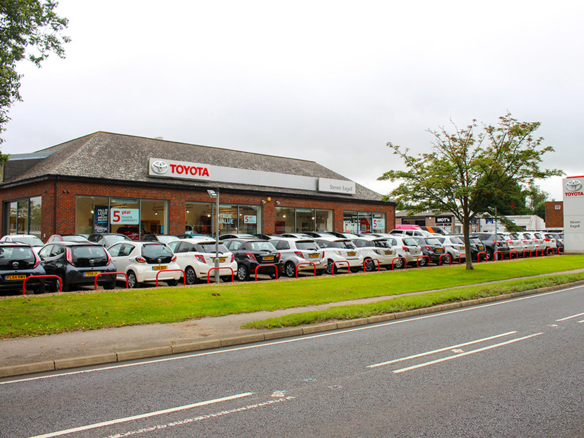 Contact Toyota St. Albans