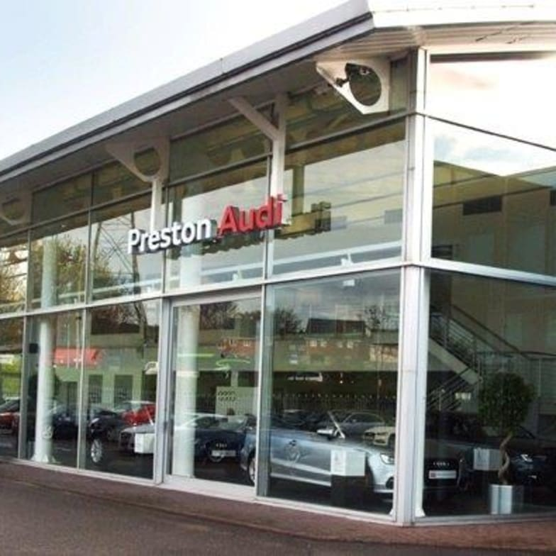 Contact Preston Audi New Approved Used Audi Cars