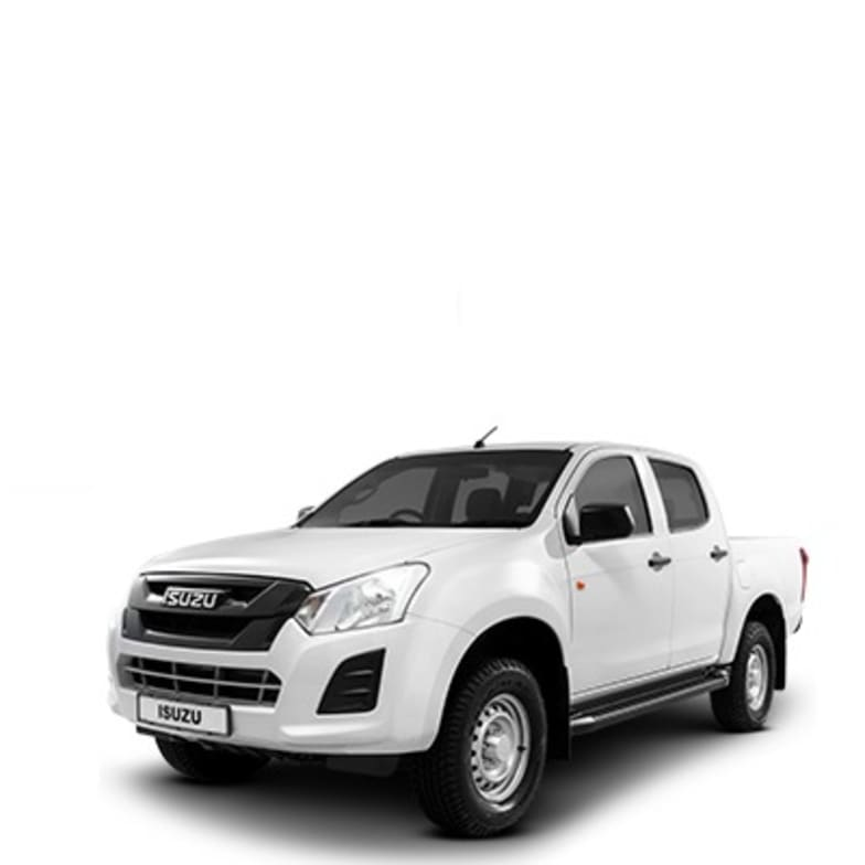 Isuzu Kb Double Cab Across South Africa Williams Hunt Isuzu