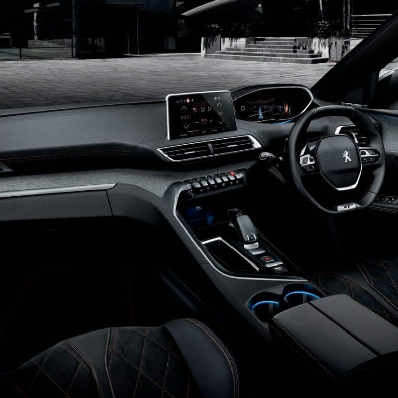 Peugeot 3008 SUV From £599 Advance Payment | Eglinton & Enniskillen