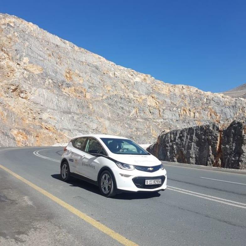 Chevrolet Bolt Ev The Long Way Home Abu Dhabi Uae Bin Hamoodah