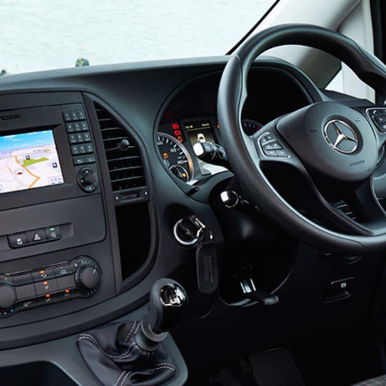 New Mercedes-Benz Vito | Hertfordshire, Essex, Suffolk & Norfolk | S
