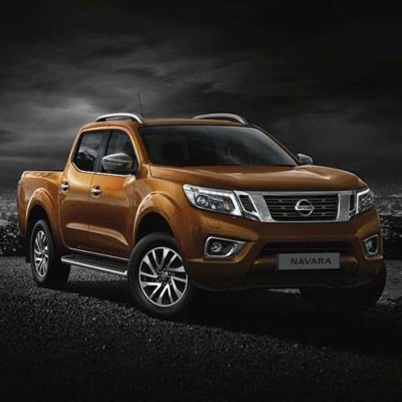 Nissan Navara | Stafford & Telford | W R Davies Nissan