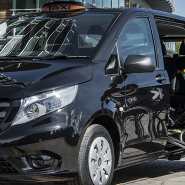 Mercedes-Benz Vito Taxi National | Hertfordshire, Essex, Suffolk