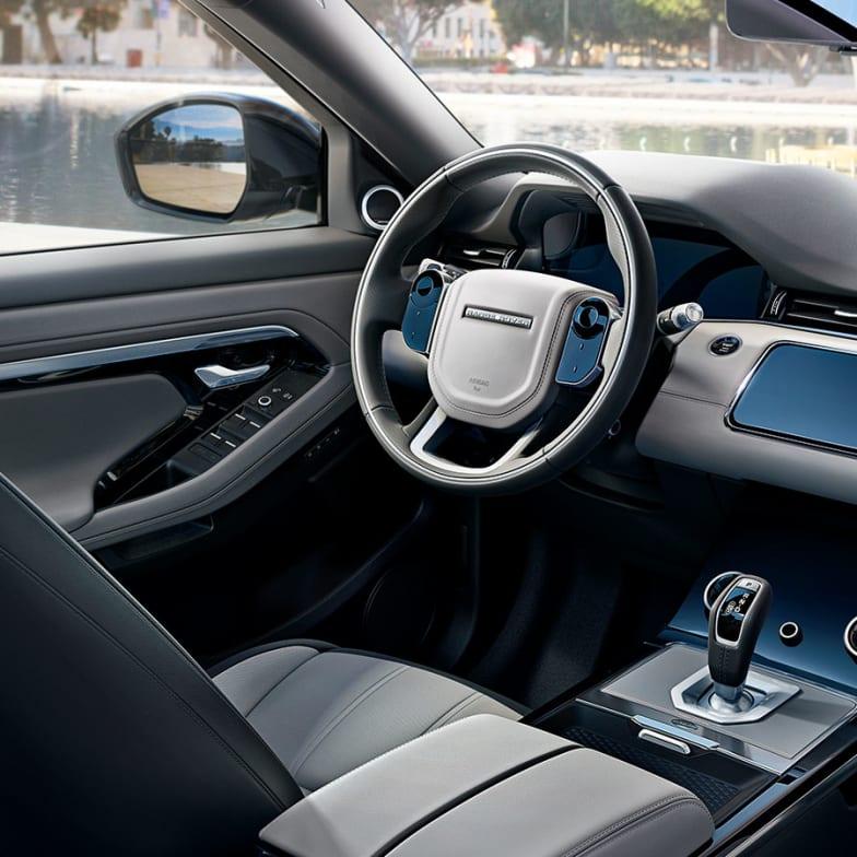 Range Rover Evoque Interior >> Range Rover Evoque New Cars For Sale Stafford Land Rover