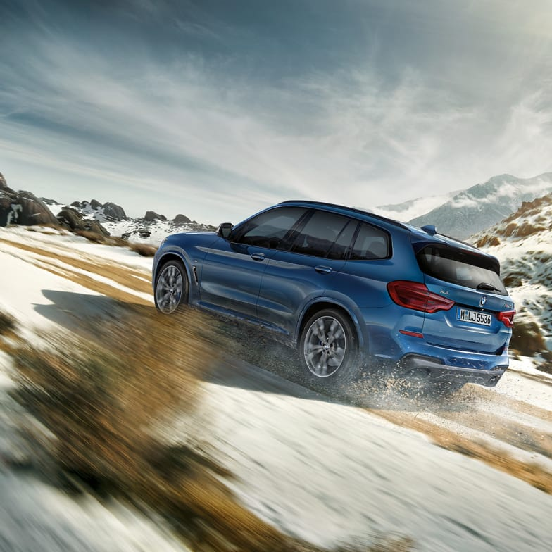 The All New Bmw X3 Dublin Joe Duffy Bmw