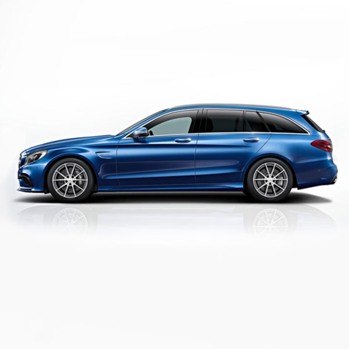 Mercedes-Benz E-Class: RACETIMER