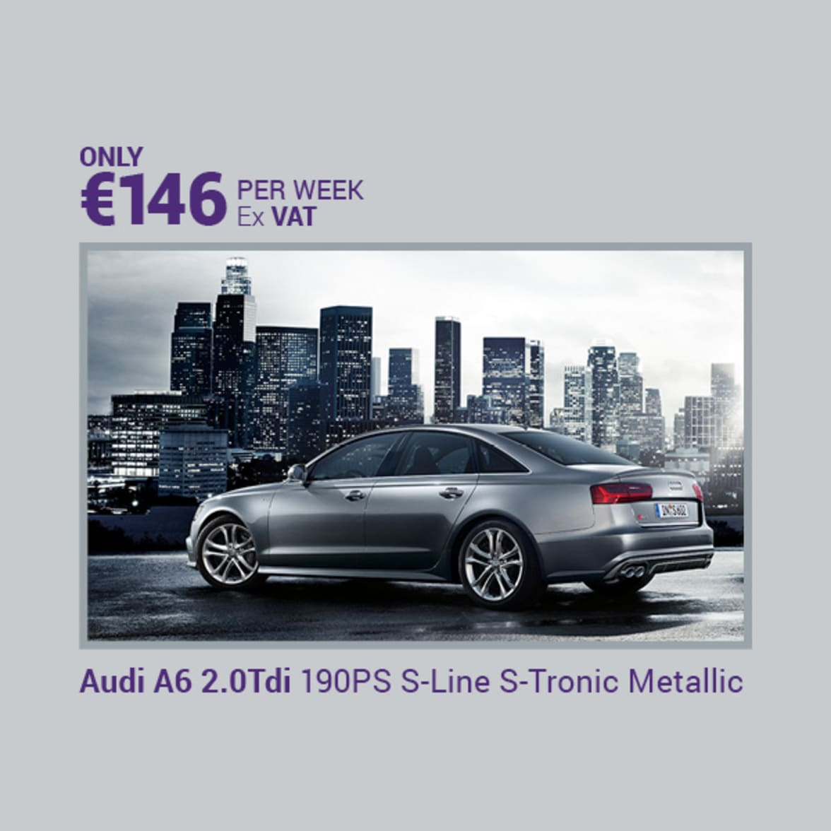 Joe Duffy Leasing Exclusive Audi Offers New Used Cars Dublin - Car leasing ireland audi