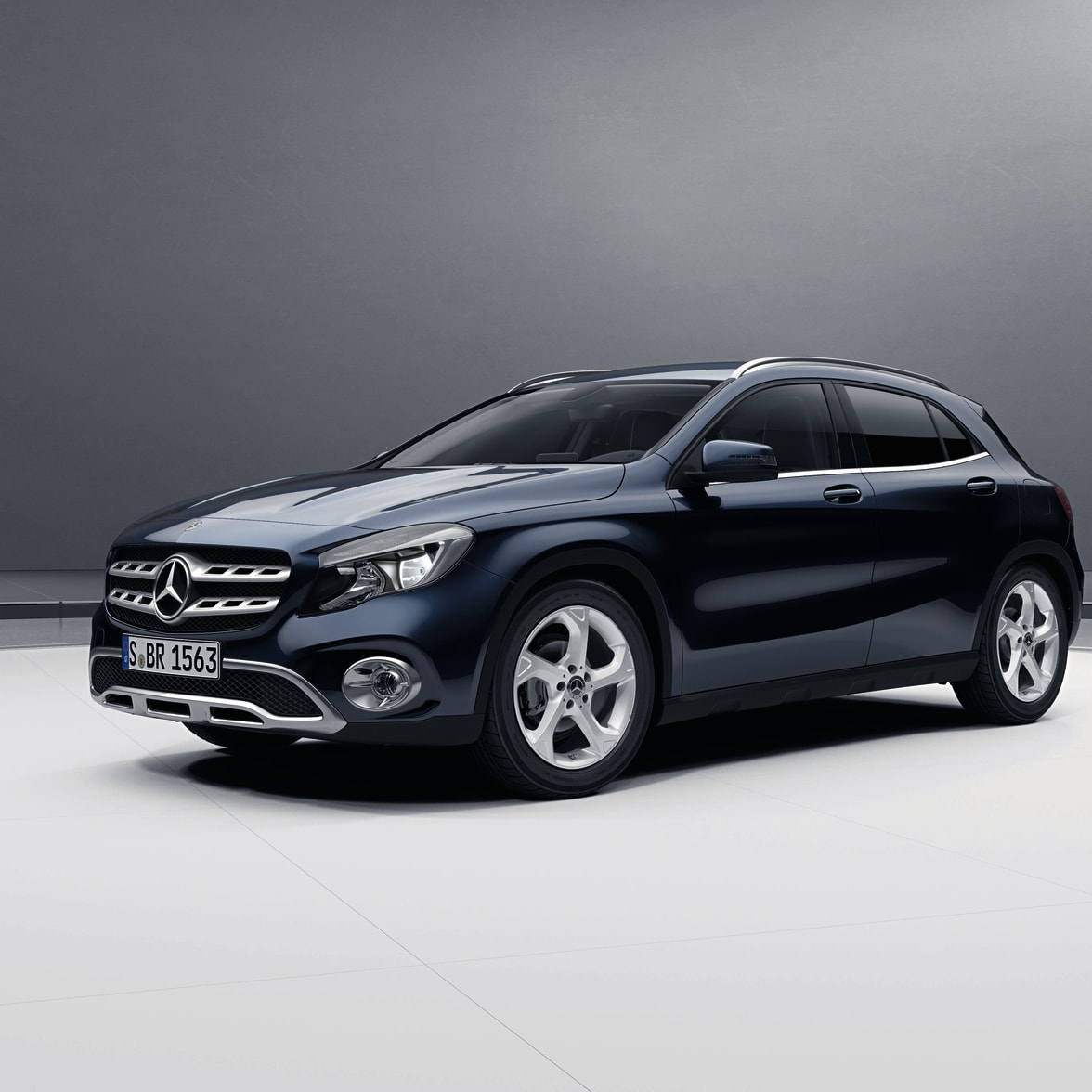 Lease Mercedes Benz: Mercedes Gla Lease Deals Uk