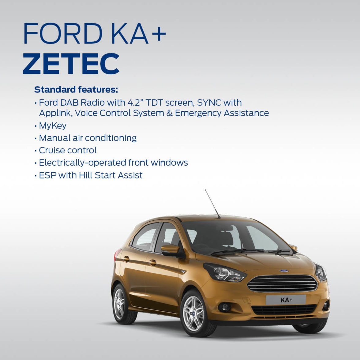Ford Contract Hire Offers