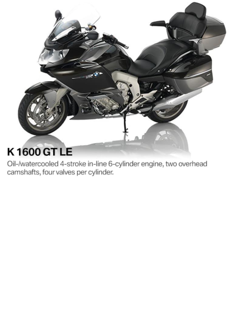 New K 1600 GTL Range   East Kilbride   Douglas Park Motorrad
