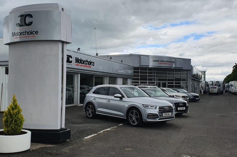 Used Audi For Sale Perth John Clark Motorchoice