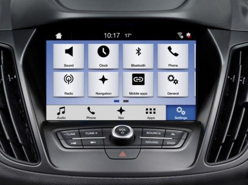 Ford Sync Bluetooth The West Midlands Johnsons Ford