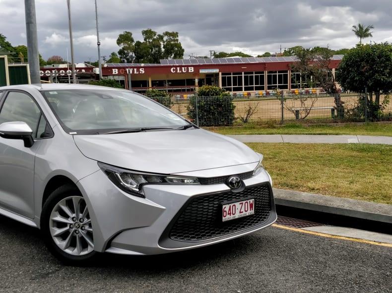 2020 Toyota Corolla Sedan Review Brisbane Motorama