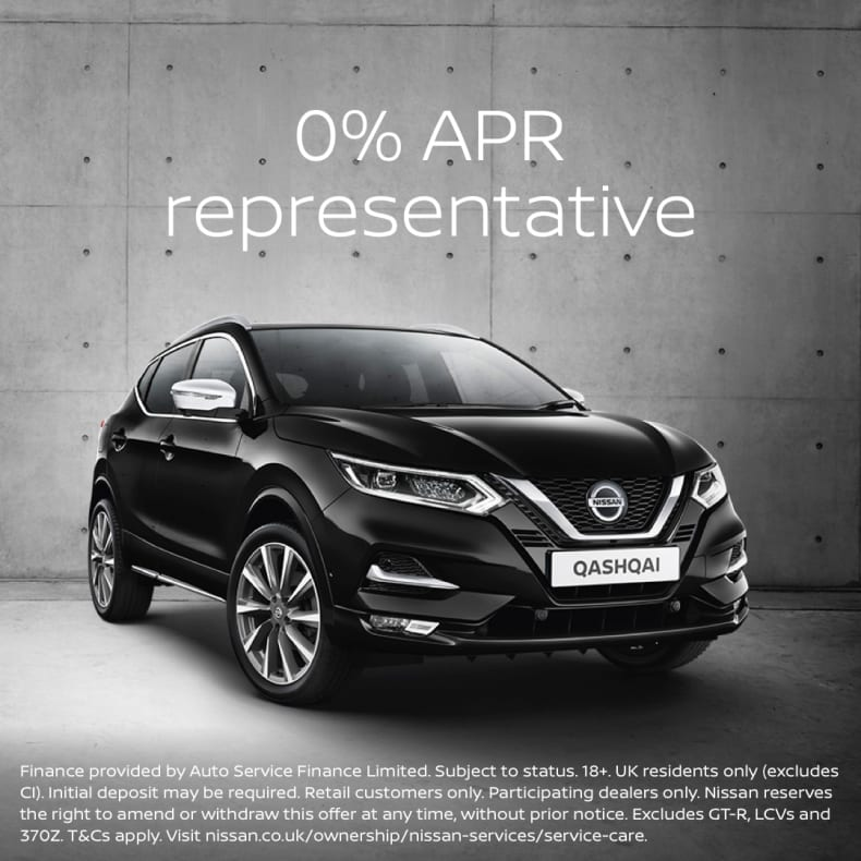 Zero Worries With 0 Apr Aberdeen John Clark Nissan