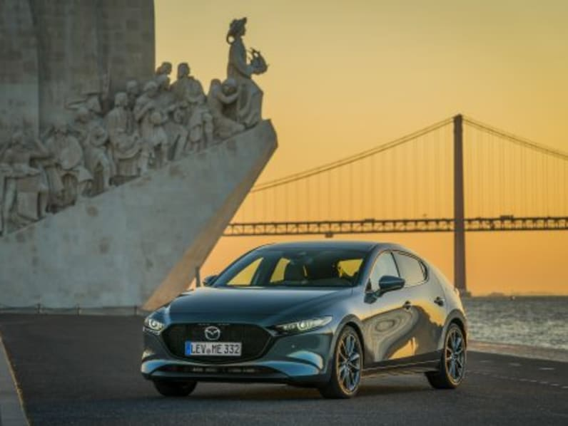 Mazda3 Named As 2020 World Car Design Of The Year Masters Mazda