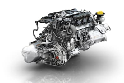 New Dacia Logan MCV engine
