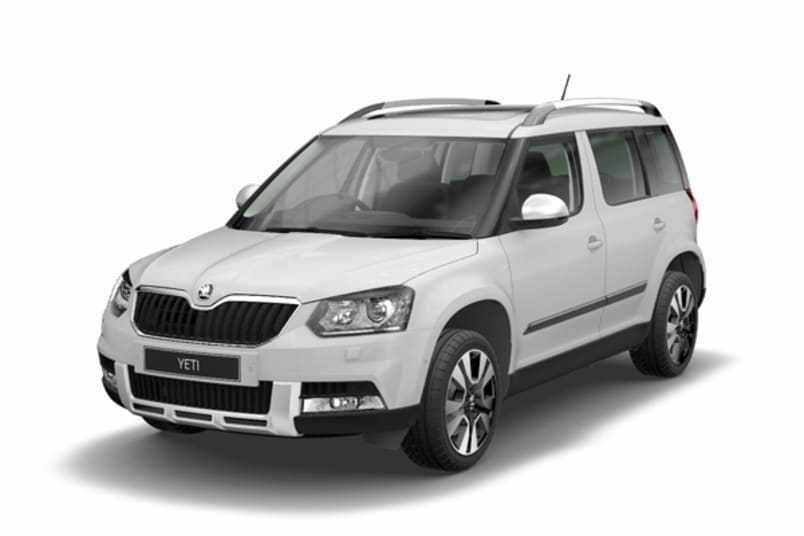 New Skoda Yeti | Aberdeen, Dundee and Perth | John Clark Skoda