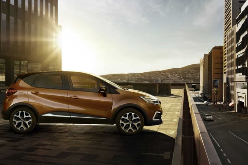 New Renault CAPTUR | Park's Renault | Park's Motor Group