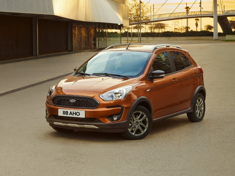 Ford KA+ | Derry~Londonderry | Desmond Motors