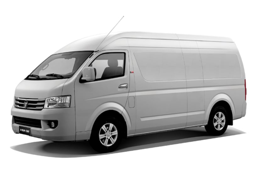 a92c2ebdef View CS2 Cargo Van Inherited from legacy and devoted to innovation