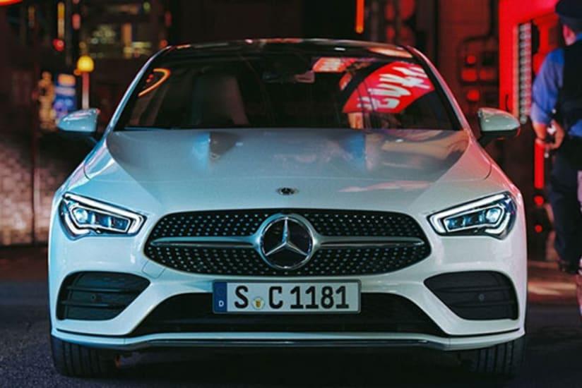 Mercedes-Benz CLA Coupé | London | Mercedes-Benz Retail Group