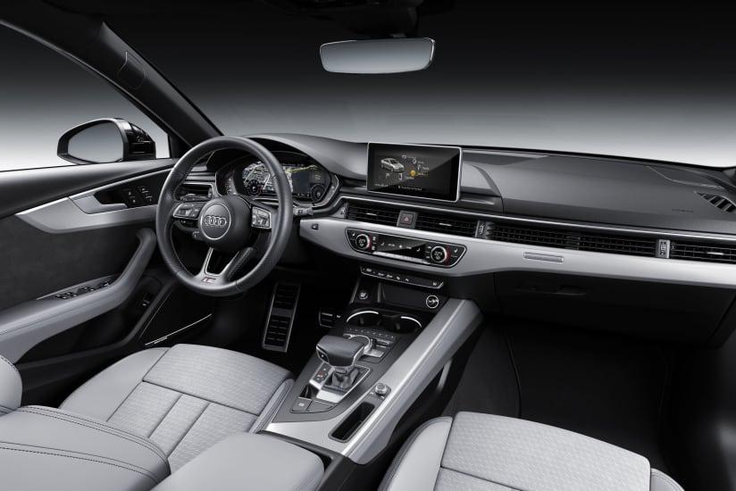The Audi A4 Saloon   New Cars   Sytner Audi
