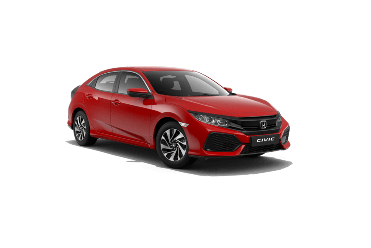 The New Honda Range Phoenix Honda In Paisley