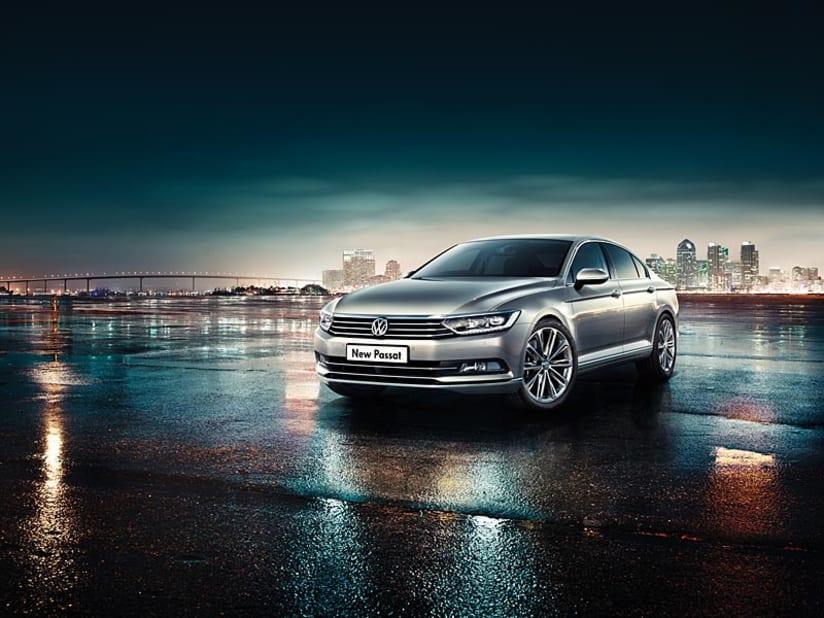 New Volkswagen Passat For Sale   Lancaster Volkswagen