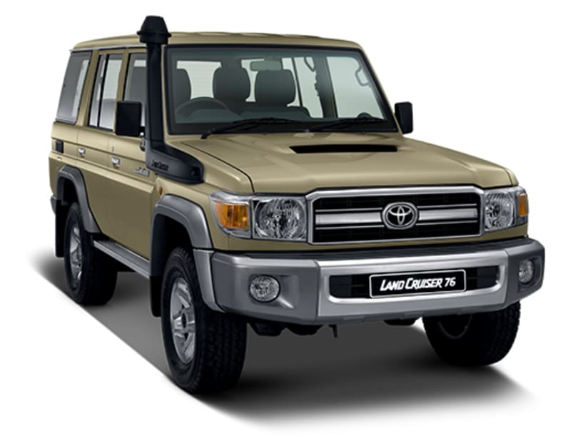 Land Cruiser 76 | Namibia | Indongo Toyota
