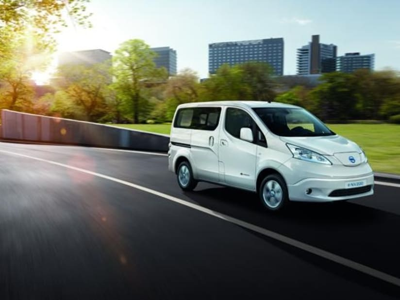 3c05fedbe19fe4 Nissan E-NV200 VAN. Available at Fred Coupe Nissan