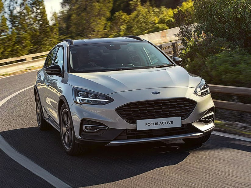 All New Ford Focus Active Edinburgh Falkirk Livingston And