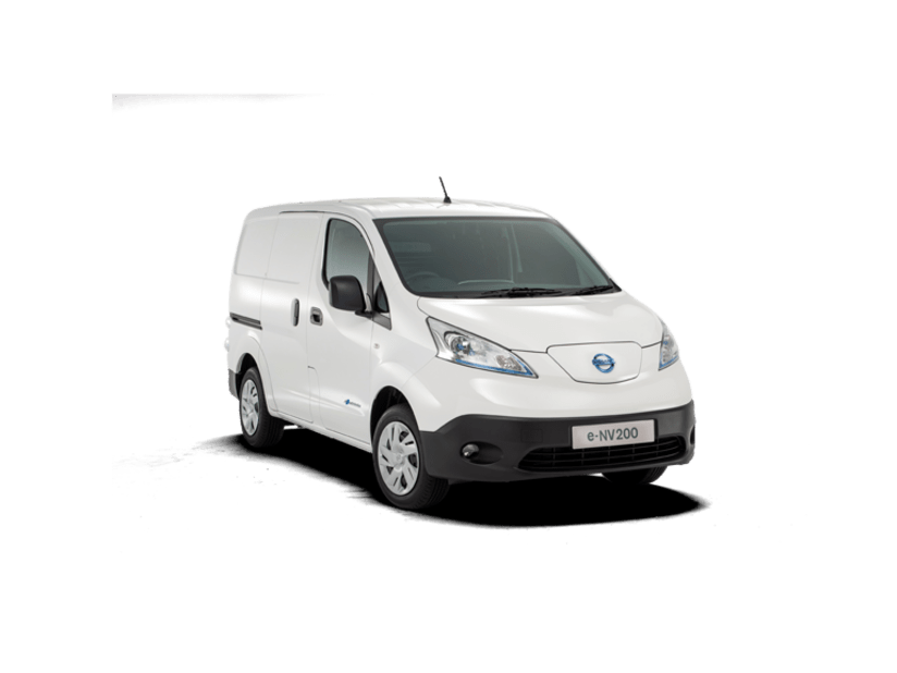 a8840fc5fb70d2 The Nissan e-NV200 – a revolution in motion