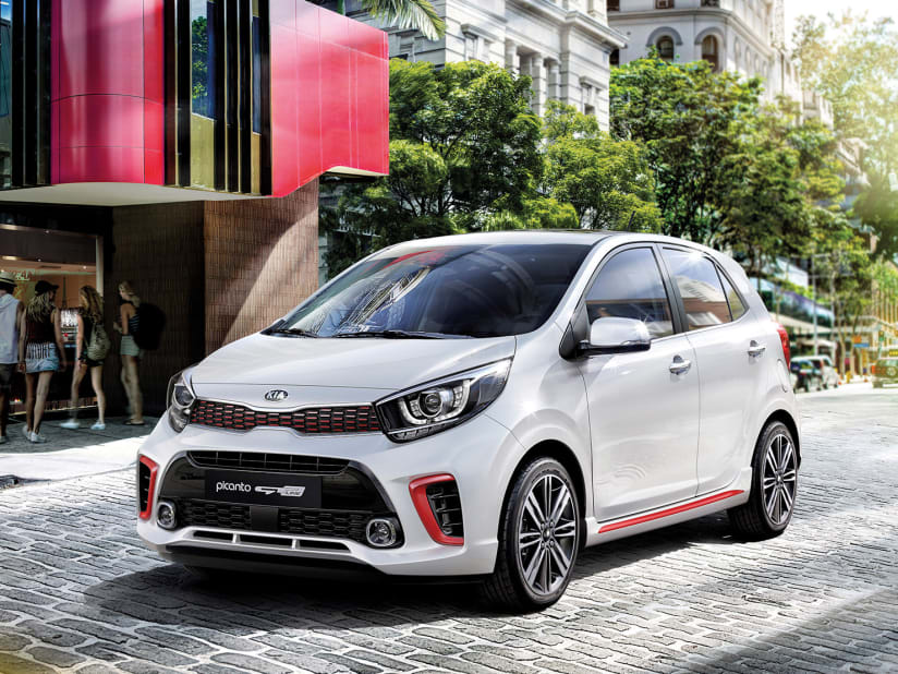 new kia picanto for sale in stockport & newcastle - lookers