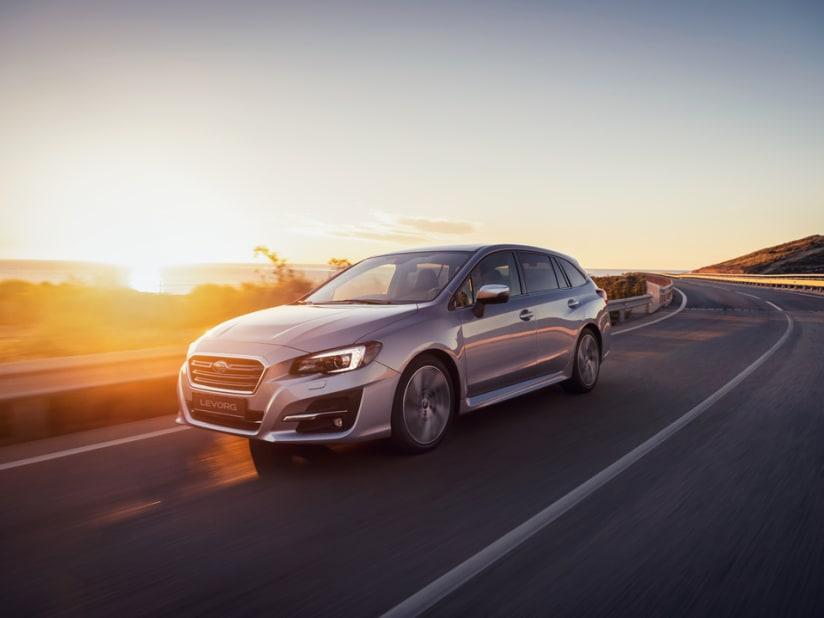 New Subaru Levorg | FG Barnes Subaru | Maidstone in Kent