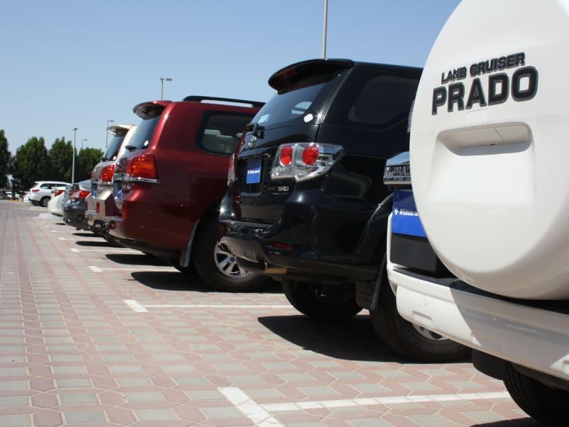 Buy Quality Used Cars in the UAE | Al-Futtaim Automall
