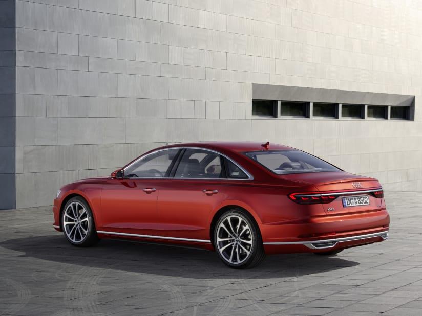 New Audi A8 For Sale Jardine Motors Audi