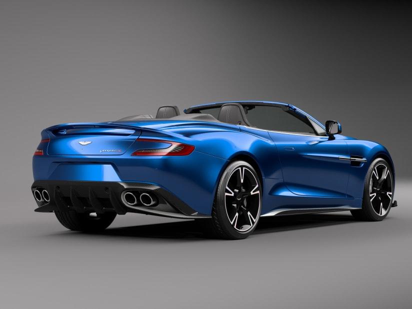 New Aston Martin Vanquish S Volante For Sale Jardine Motors