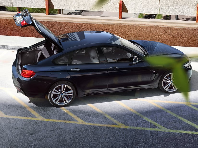 4 Series Gran Coupe >> Bmw 4 Series Gran Coupe In Devon And Somerset Bmw