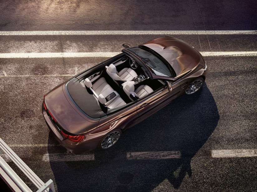 The Bmw M4 Convertible New Cars Sytner Bmw
