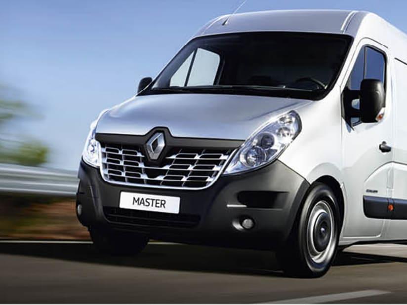 7f661777e1 New Renault Master Van