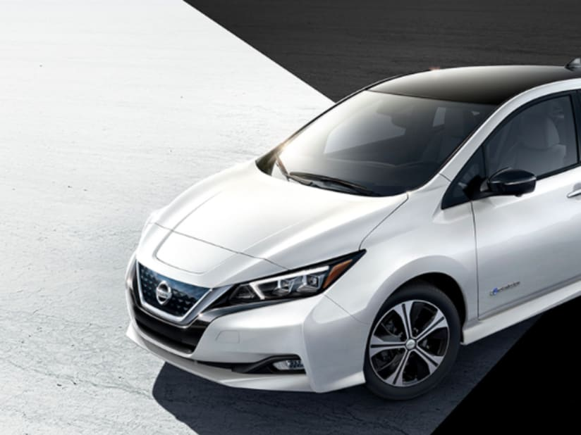 f610edf178385a New 2018 Nissan Leaf available from Fred Coupe Nissan Preston