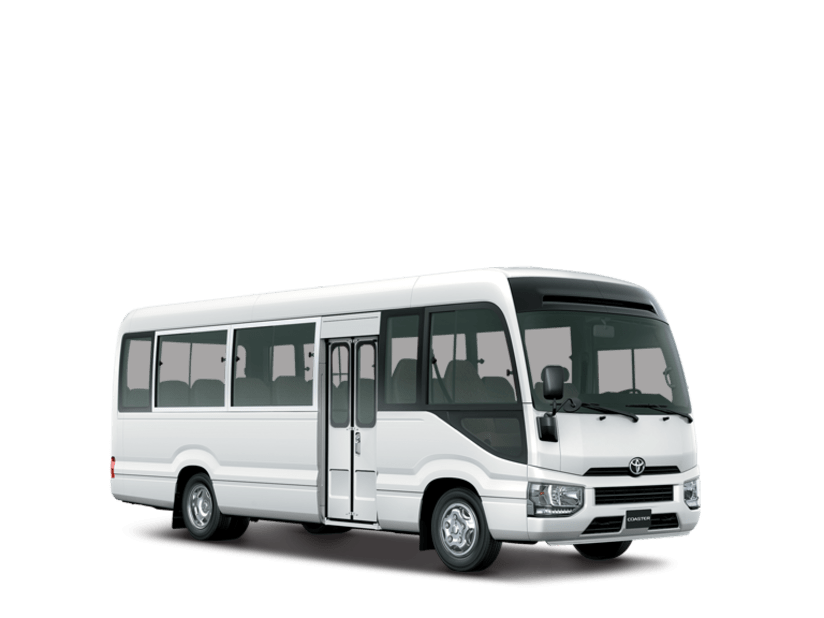 New Toyota Coaster 2019 for Sale in the UAE | Toyota