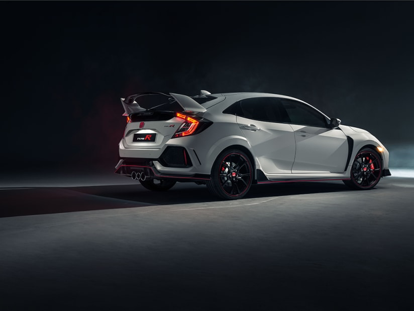 New Honda Civic Type R >> New Honda Civic Type R Dumfries Grierson Graham Honda