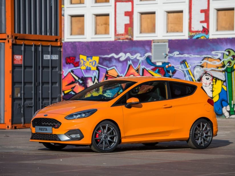All New Ford Fiesta St Performance Edition