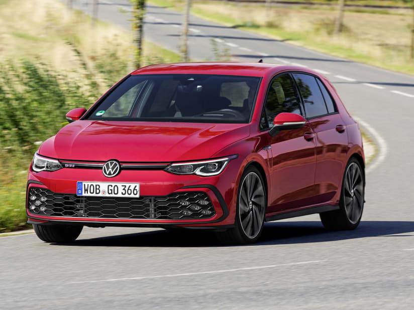 Volkswagen Golf 8 Gtd Diesel Gti Youtube