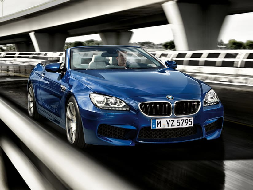 New Bmw M6 Convertible For Sale Jardine Motors